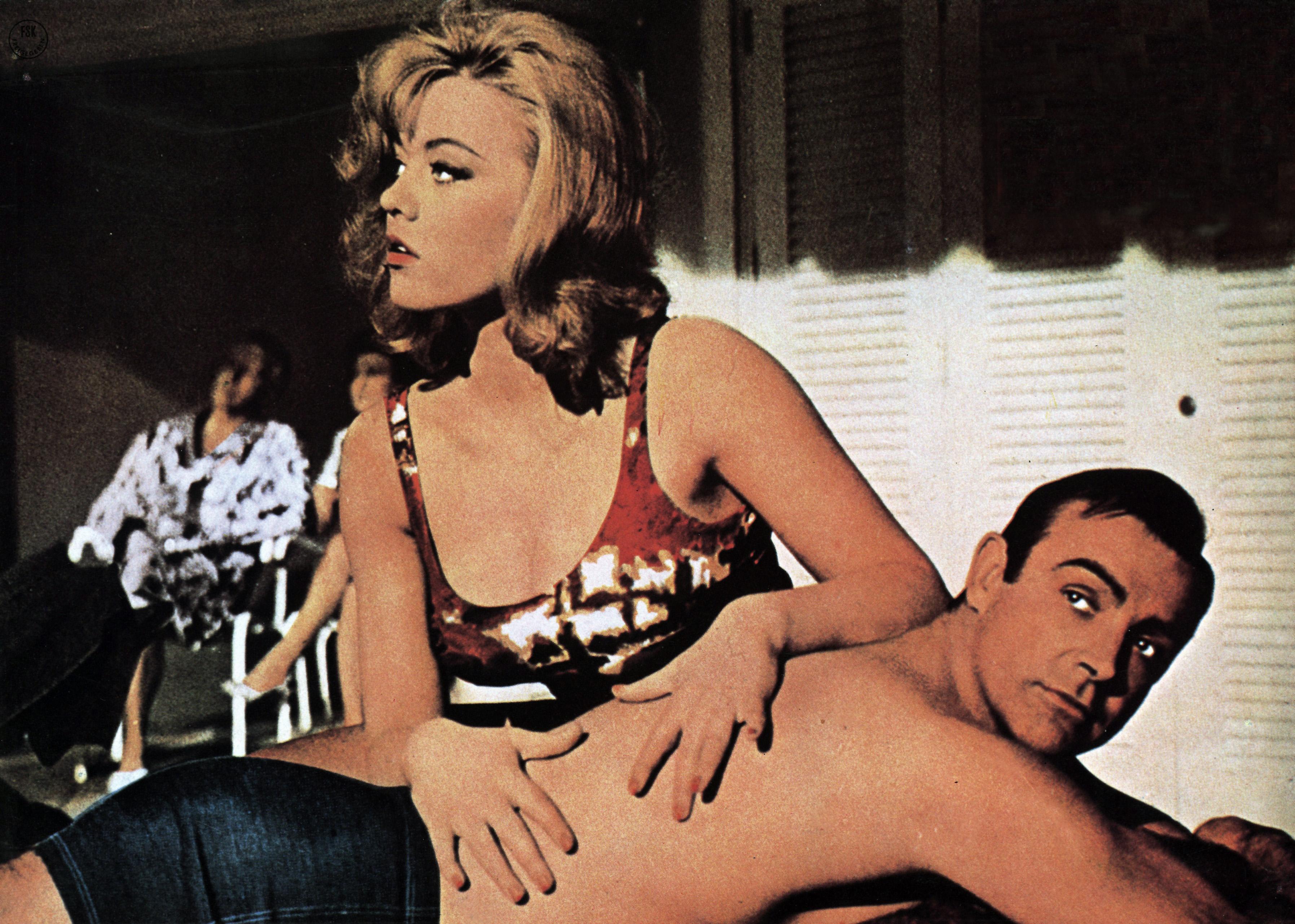 Einer der besten 007-Filme: 'Goldfinger'