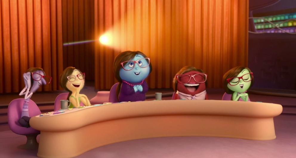 """""""Alles steht Kopf"""" ist der neue Pixar-Animations-Film von Pete Docter"""