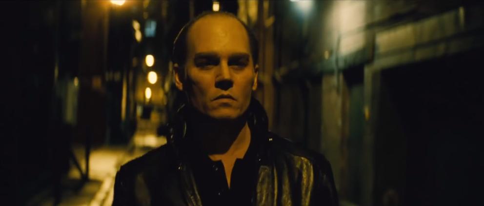 Black Mass: Ein Film über das Leben von Gangster-Boss James J. Bulger.