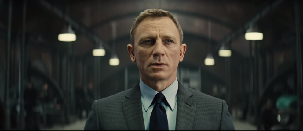 "Jetzt gewinnen; ""Writing's On The Wall"" zum 24. James-Bond-Film ""Spectre""."