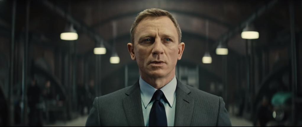 "Jetzt gewinnen; ""Writing's On The Wall"" zum 24. James-Bond-Film ""Spectre""."