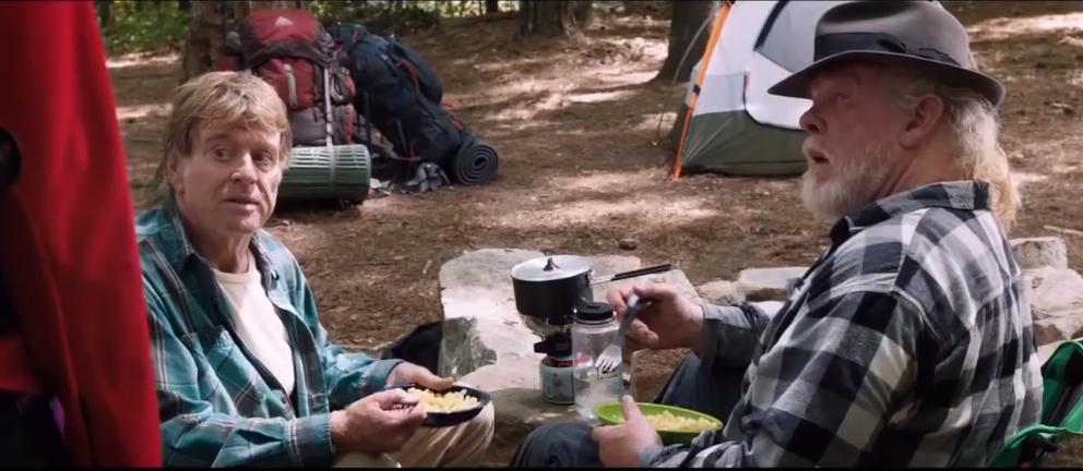"""Robert Redford und Nick Nolte machen in """"Picknick mit Bären"""" eine gemeinsame Reise von zwei alten Freunden."""