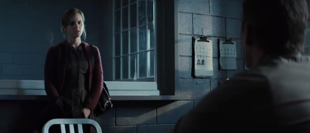 """Emma Watson und Ethan Hawke im neuen Psycho-Thriller """"Regression""""."""