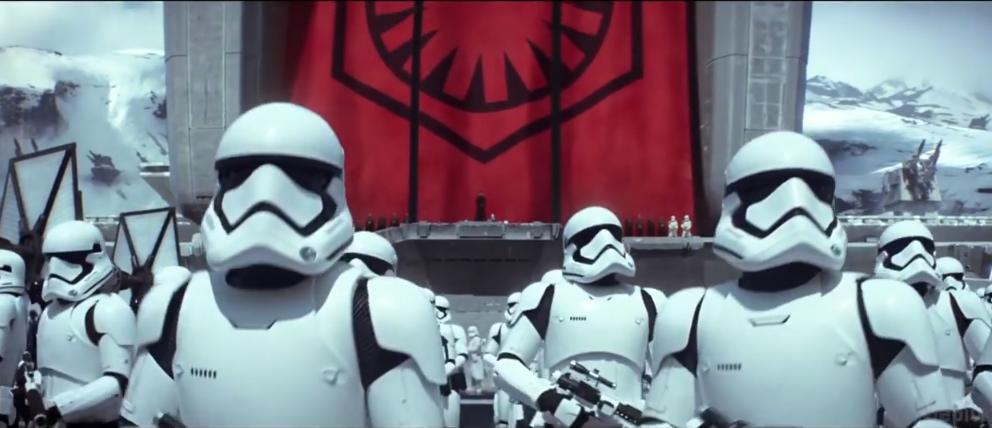 """Der siebte Teil der Saga geht weiter: mit """"Star Wars: Das Erwachen der Macht""""."""
