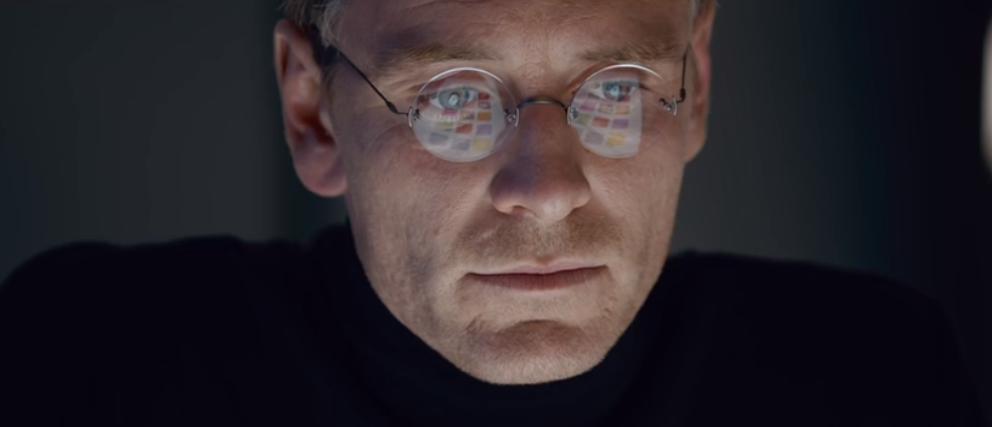 Biopic des Apple-Visionärs Steve Jobs von Danny Boyle.