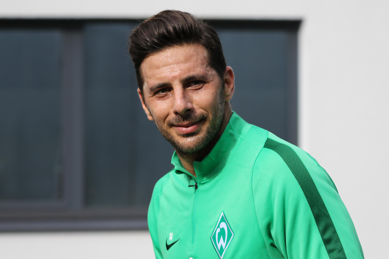 Auch mit 36 Jahren noch ein Top-Stürmer: Claudio Pizarro