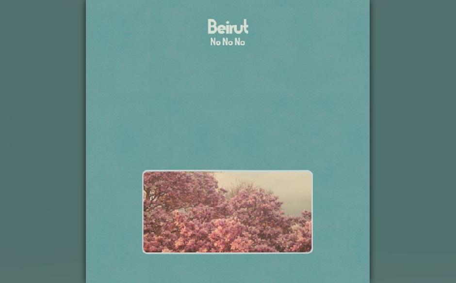 """Beirut mit ihrem neuen Album """"No No No""""."""