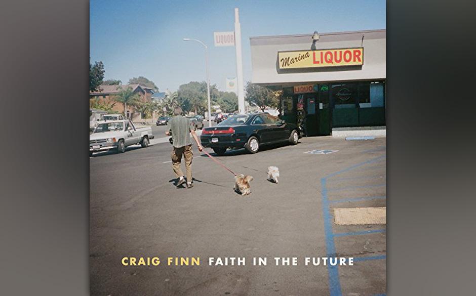 """Faith in the Future"": Das neue Album von Craig Finn."