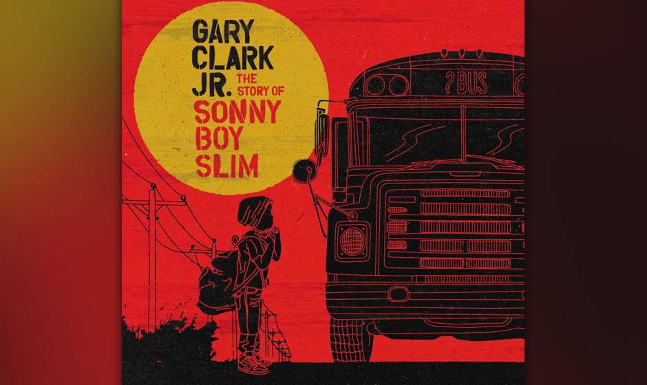 """Gary Clark Jr. bringt mit """"The Story of Sonny Boy Slim"""" auch eine neue Platte auf den Weg."""