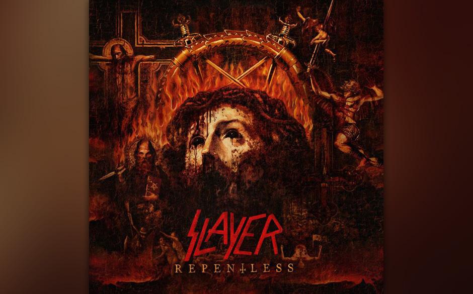 """Slayer haben mit """"Repentless"""" nun schon ihre zwölfte Platte veröffentlicht."""