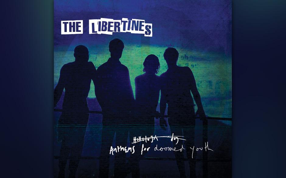 """The Libertines sind mit """"Anthems For Doomed Youth"""" zurück aus der Abstinenz."""