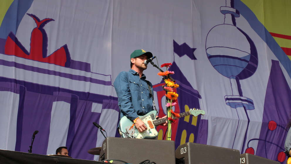 Brand New live beim Lollapalooza 2015