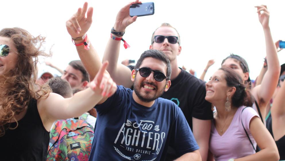 Run The Jewels live beim Lollapalooza 2015