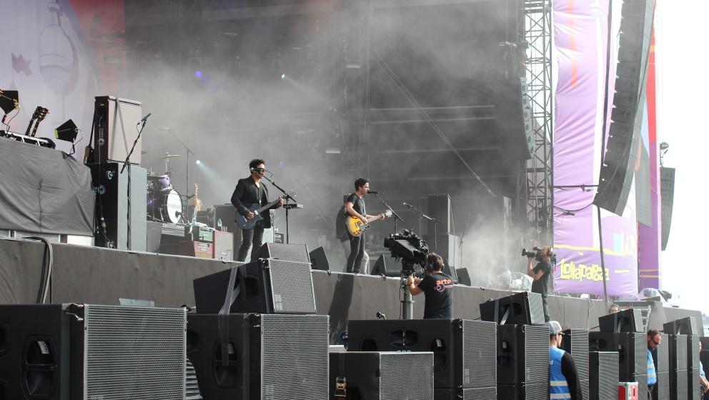 Stereophonics live beim Lollapalooza 2015