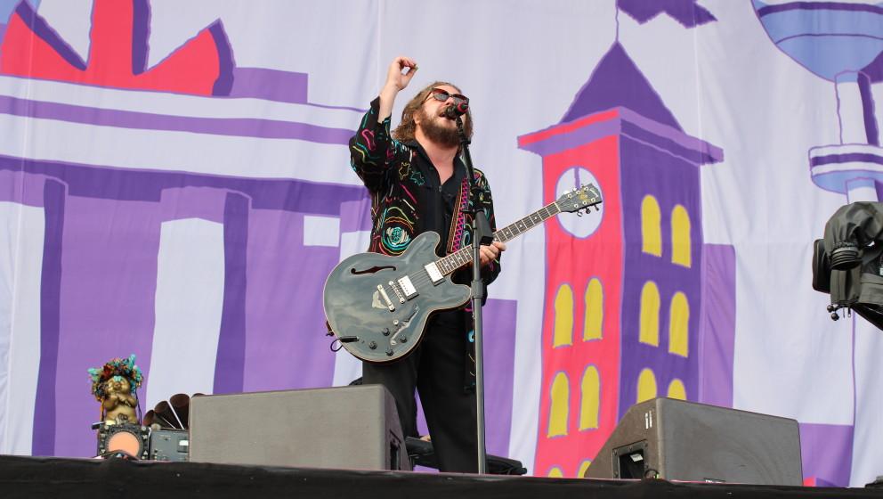 My Morning Jacket live beim Lollapalooza 2015