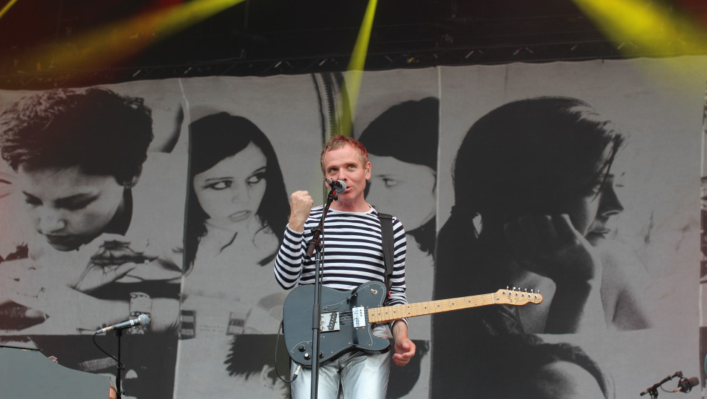Belle And Sebastian live beim Lollapalooza 2015