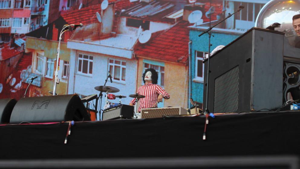 Beatsteaks live beim Lollapalooza 2015