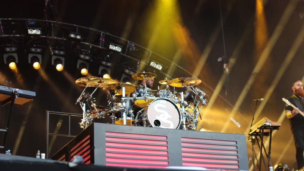 Sam Smith live beim Lollapalooza 2015