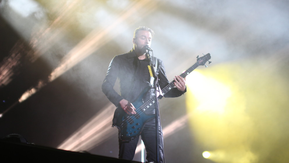 Muse live beim Lollapalooza 2015