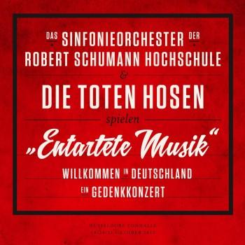 """'Entartete Musik': Willkommen in Deutschland – ein Gedenkkonzert""""  erscheint am 30.10. als Doppel-CD/Dreifach-Vinylalbum"""