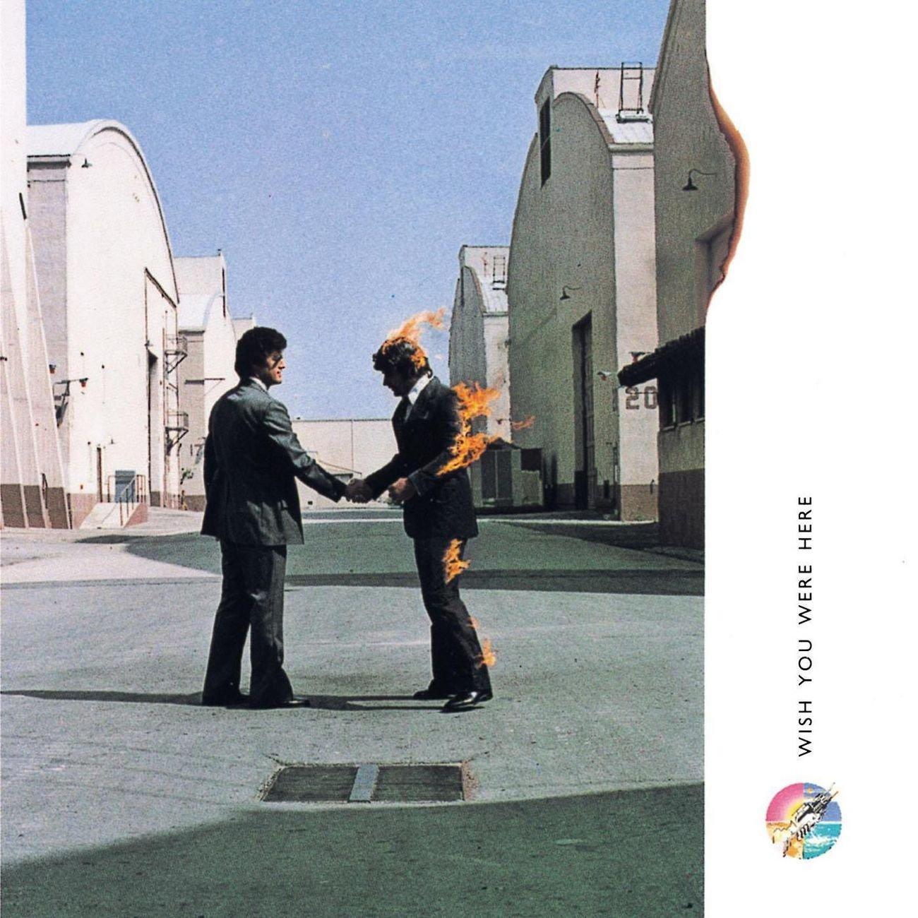 'Wish You Were Here', das neunte Album von Pink Floyd, erschien vor 40 Jahren