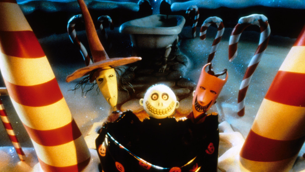 """Nightmare Before Christmas"": Do 24.12., 22:00 - 23:20, Disney Channel, Wdh. am 25.12."