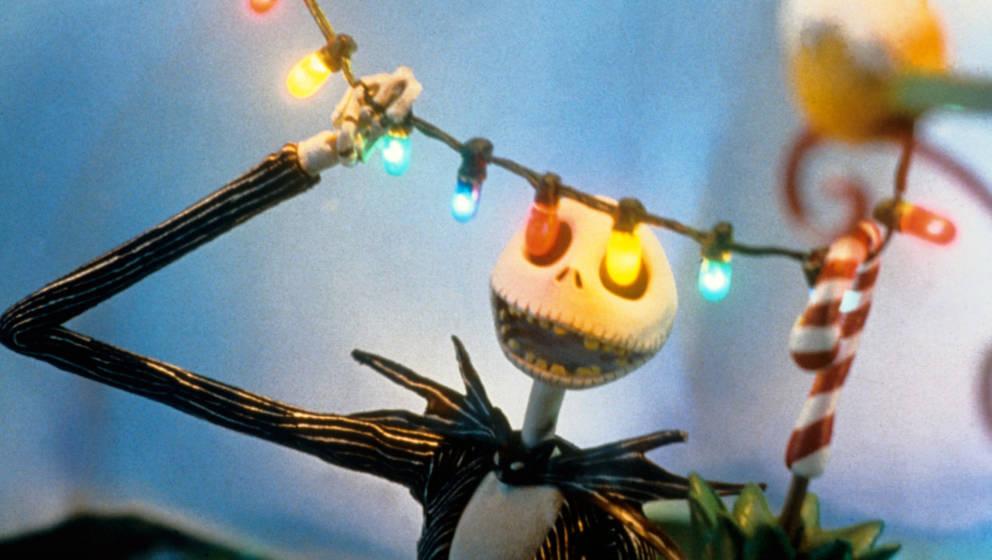 "Szene aus ""Nightmare Before Christmas"""