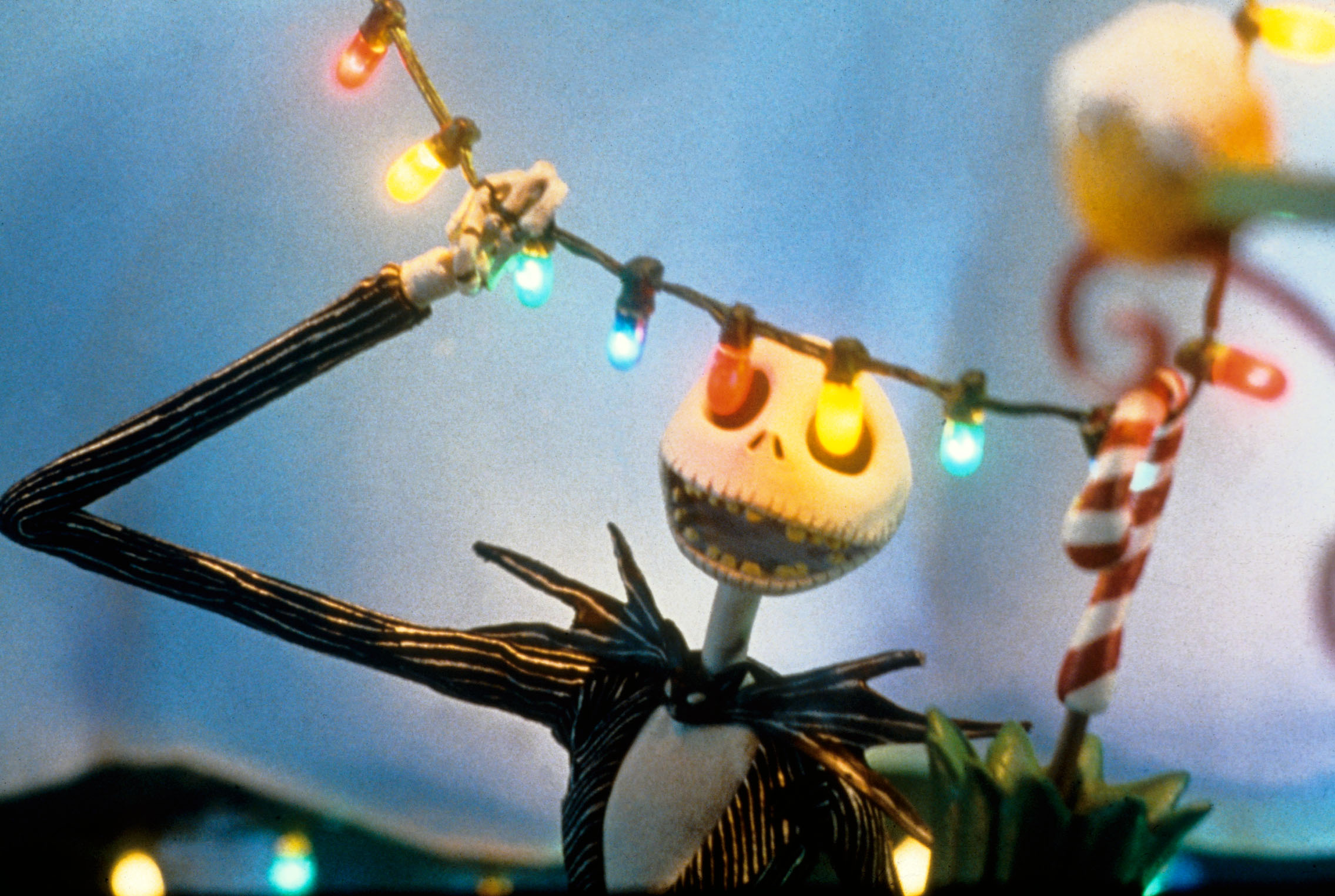 TIM BURTON'S THE NIGHTMARE BEFORE CHRISTMAS [US 1993]     Date: 1993 (Mary Evans Picture Library) Keine Weitergabe an Drittve