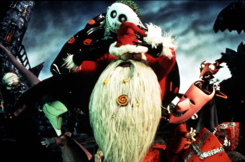 TIM BURTON'S NIGHTMARE BEFORE CHRISTMAS [US 1993]     Date: 1993 (Mary Evans Picture Library) Keine Weitergabe an Drittverwer