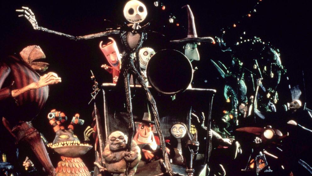Längst ein Klassiker des Animationsfilms: 'Nightmare Before Christmas'