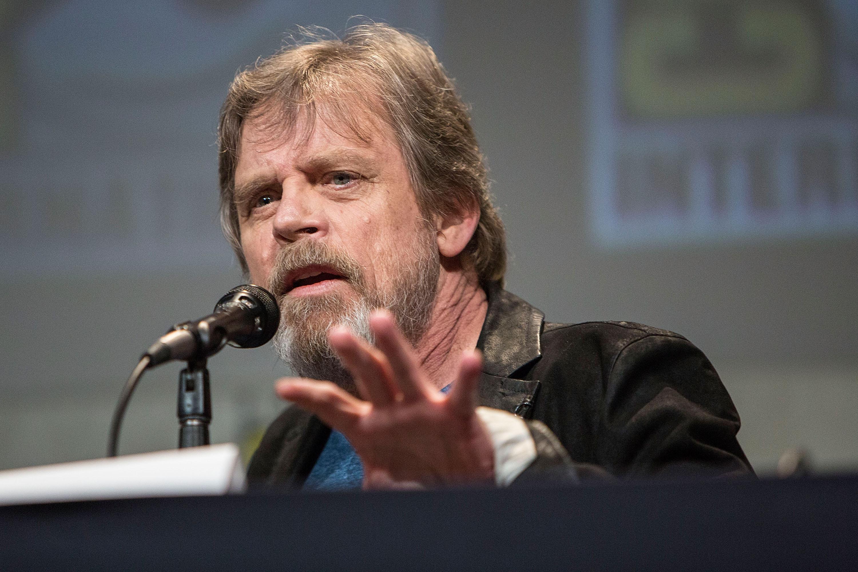 Überlebte 'Star Wars VII': Mark Hamill