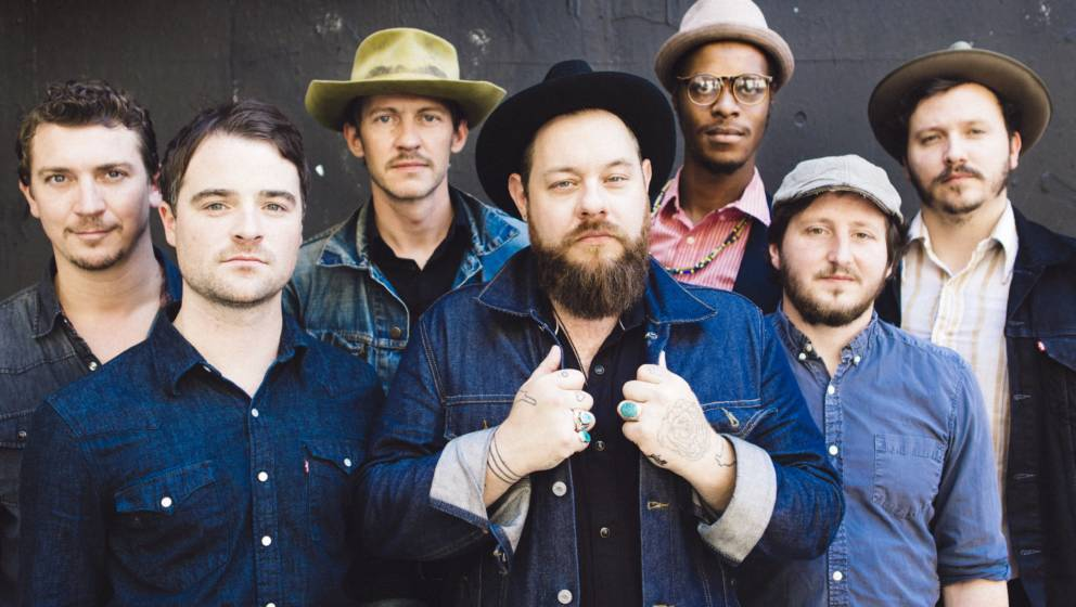 Nathaniel Rateliff & The Night Sweats kommen auf Deutschland-Tour