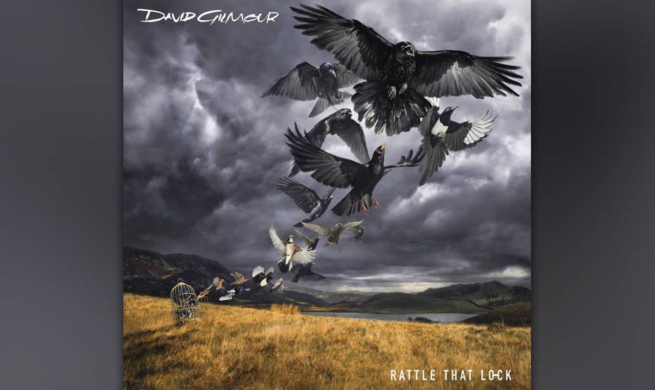 """Mit """"Rattle that Lock"""" veröffentlicht Gilmour sein drittes Soloalbum."""