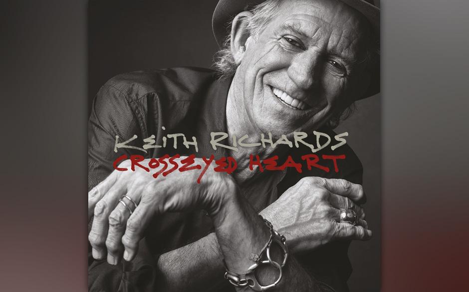 """Mit """"Crosseyed Heart"""" liefert Richards das erste Soloalbum seit 23 Jahren."""