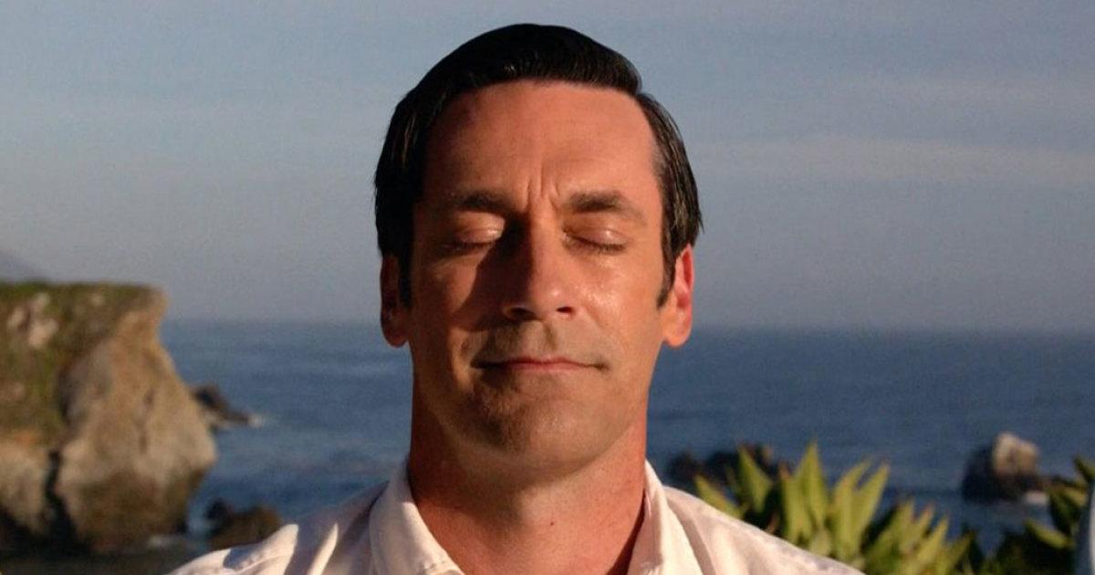 Auch das Ende von 'Mad Men' wurde bei den Emmys 'verraten'.