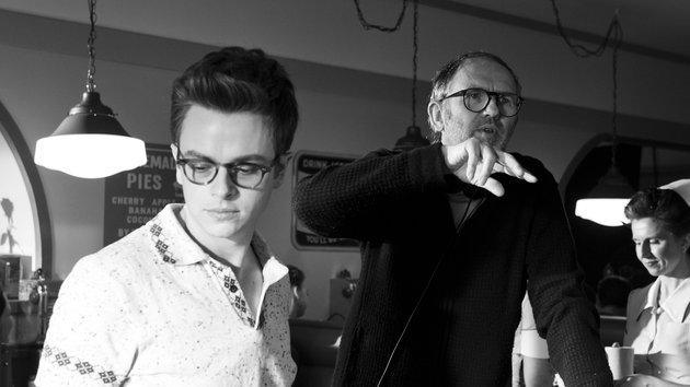 Anton Corbijn mit seinem James-Dean-Darsteller Dane DeHaan