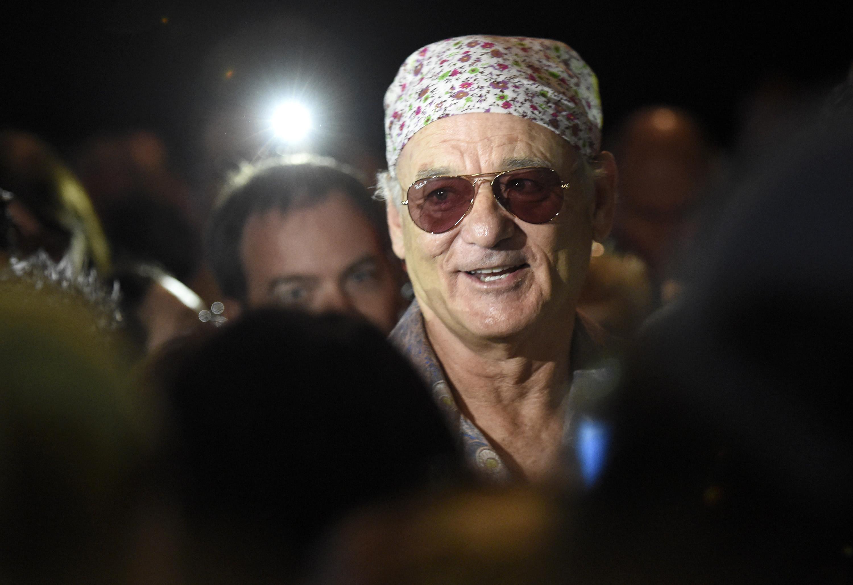 """Bill Murray ist im März 2016 in """"Rock The Kasbah"""" zu sehen."""
