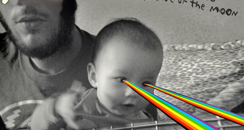 'The Dark Side Of The Moon' in der Version der Flaming Lips