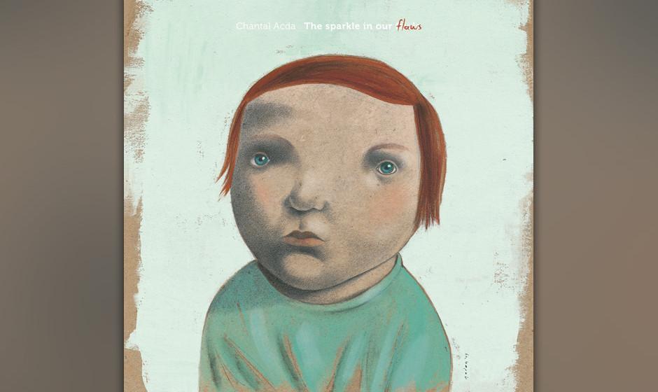 """Chantal Acda hat bisher unter dem Künstlernamen Sleepingdog Alben veröffentlicht. Jetzt erscheint unter ihrem weltlichen Namen """"The Sparkle in Our Flaws""""."""