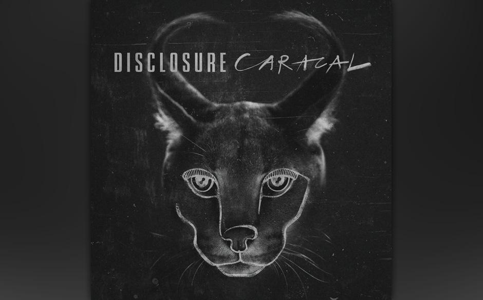 """""""Caracal"""" heißt die neue LP der Brüder Guy und Howard Lawrence, die in diesem Jahr bereits für einen Grammy in der Kategorie """"Best Dance Recording"""" nominiert waren."""