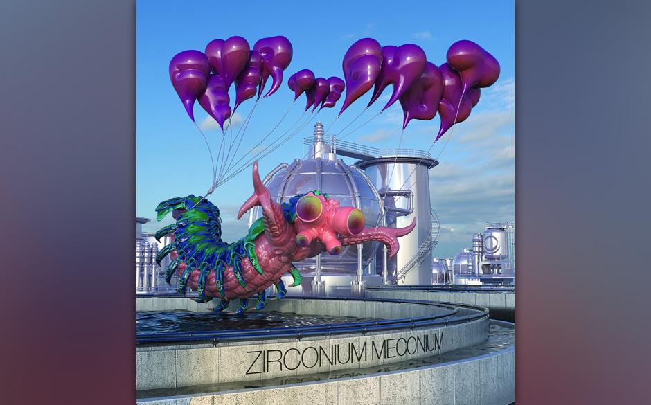 """""""Zirconium Meconium"""" klingt als Titel der neuen Platte von Fever The Ghost genauso psychedelisch, wie man deren Musik beschreiben kann."""