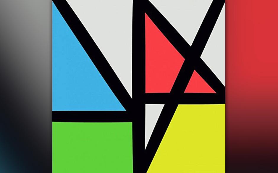 """Die neunte LP von New Order kann mit zahlreichen Gästen aufwarten: Iggy Pop, Elly Jackson und Brandon Flowers komplettieren """"Music Complete""""."""
