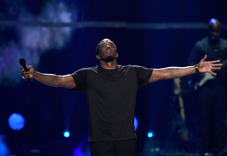 Er ist momentan der reichste Rapper: Puff Daddy in Las Vegas, 2015.