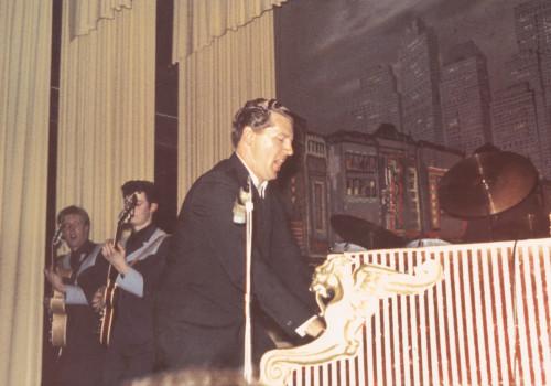 JLL Star-Club Hamburg 1963