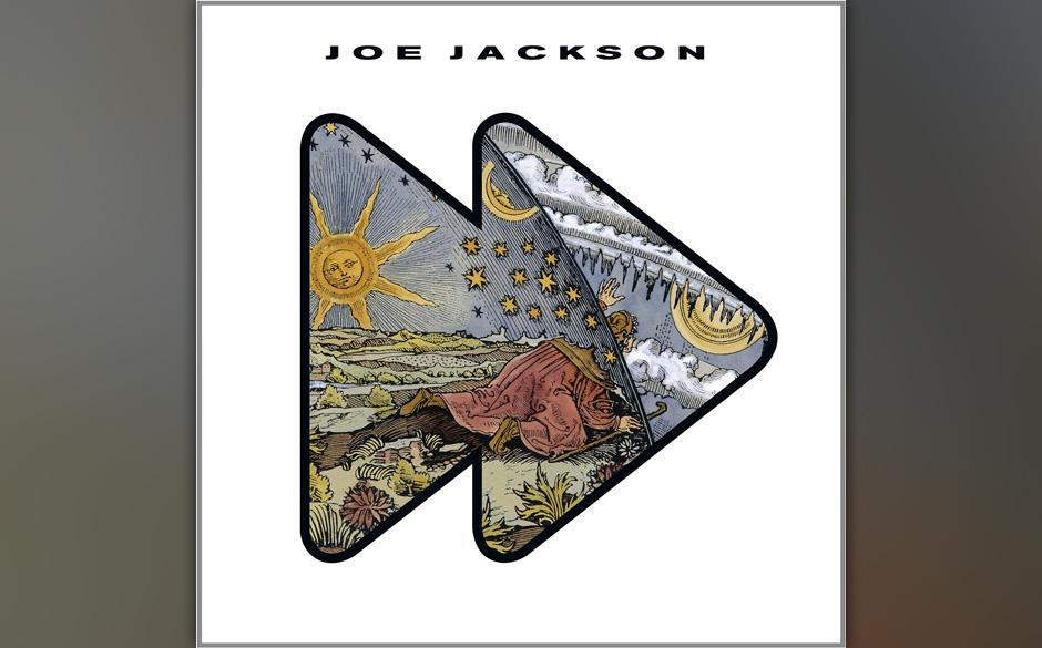 """Kann man auch ohne vorspulen hören: """"Fast Forward"""" , das neue Album von Joe Jackson."""