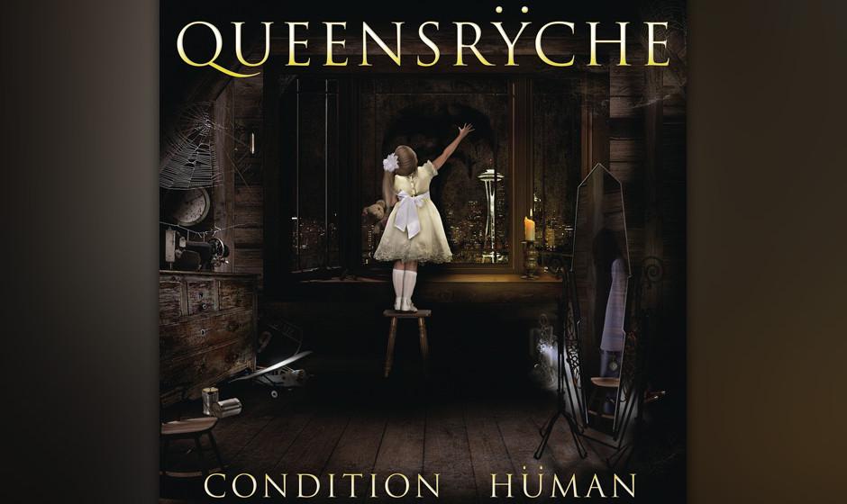 """""""Condition Hüman"""" ist das neue Album der in Seattle gegründeten Band Queensrÿche."""