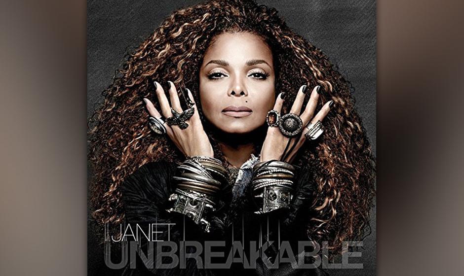 """Janet Jackson arbeitet für ihr """"Unbreakable"""", erstes Album seit sieben Jahren, wieder mit den Produzenten Jimmy Jam und Terry Lewis – und weiß zu überzeugen."""