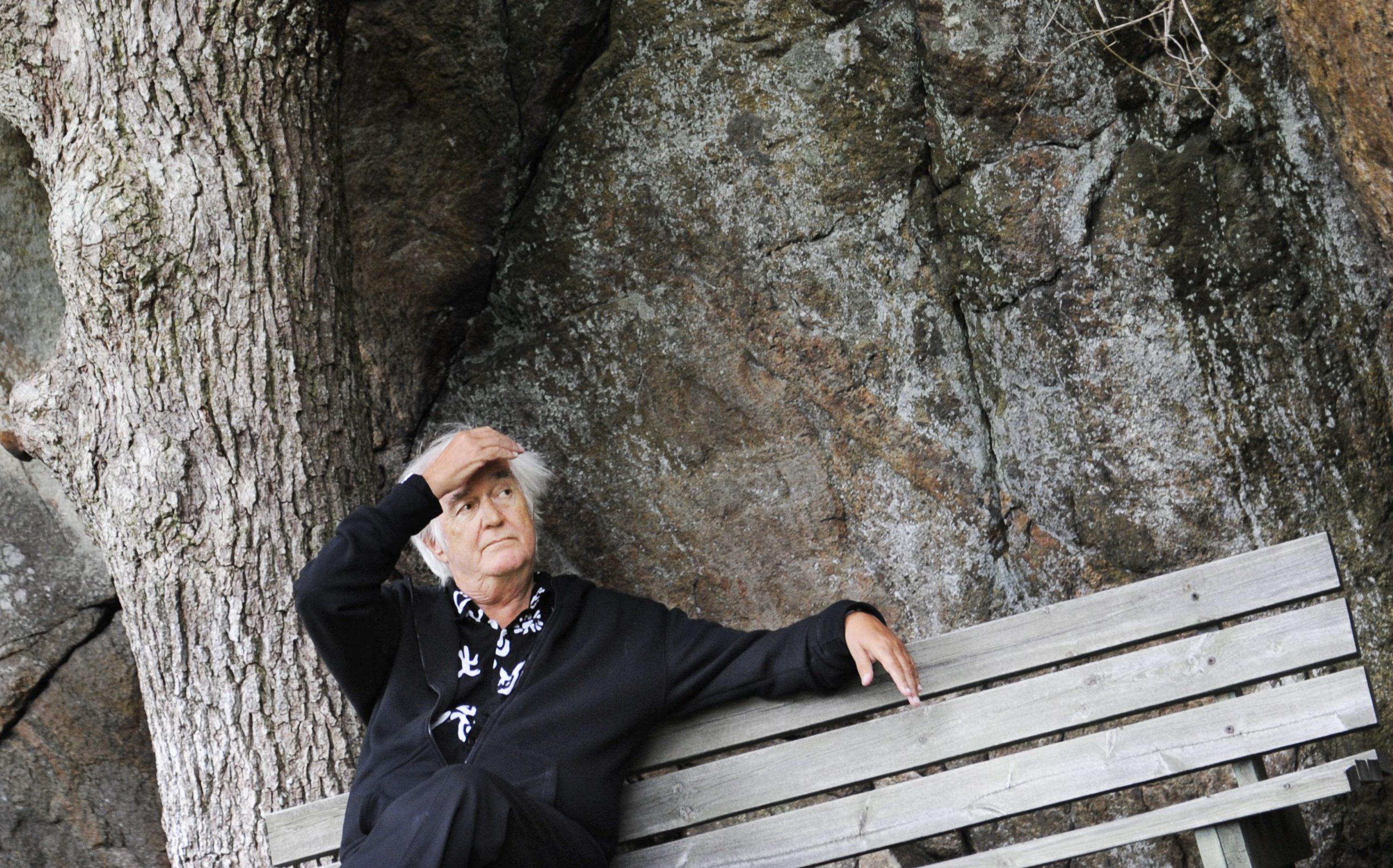 Henning Mankell - författare 2013-09-04  (c) Elisabeth Alvenby / GP / IBL