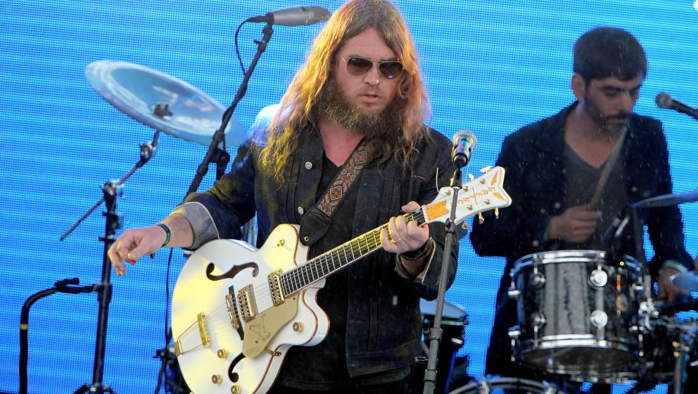 Israel Nash live beim Festival SXSW in Austin.