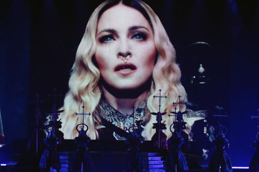 Madonna In Concert - Atlantic City, NJ